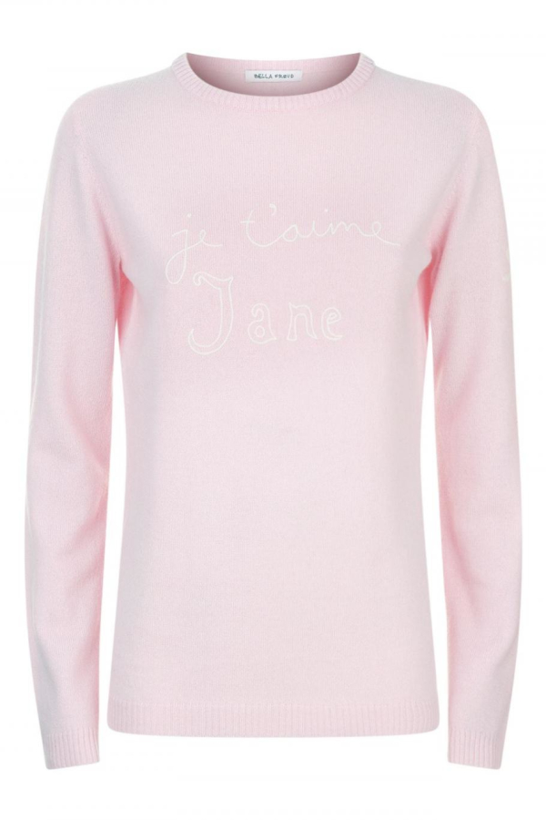 Bella Freud Je T'aime Jane Jumper 4