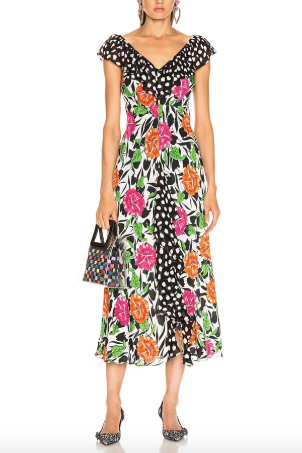 Image 2 of Rixo antoinette dress