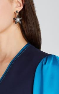 SORU Moonstone Star Earrings 2 Preview Images