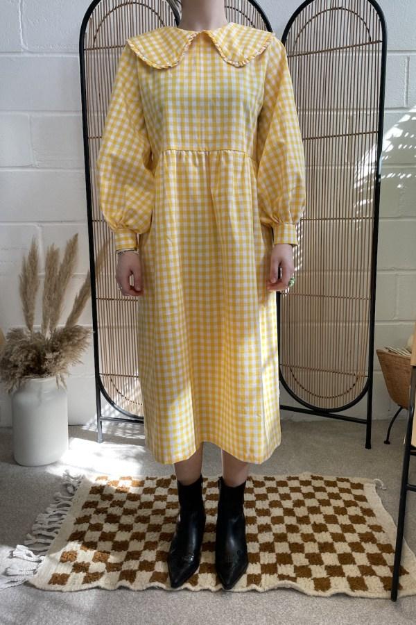 Image 1 of Megan Crosby heli exclusive dress