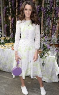 Madderson London Titania Wisteria Dress 2 Preview Images