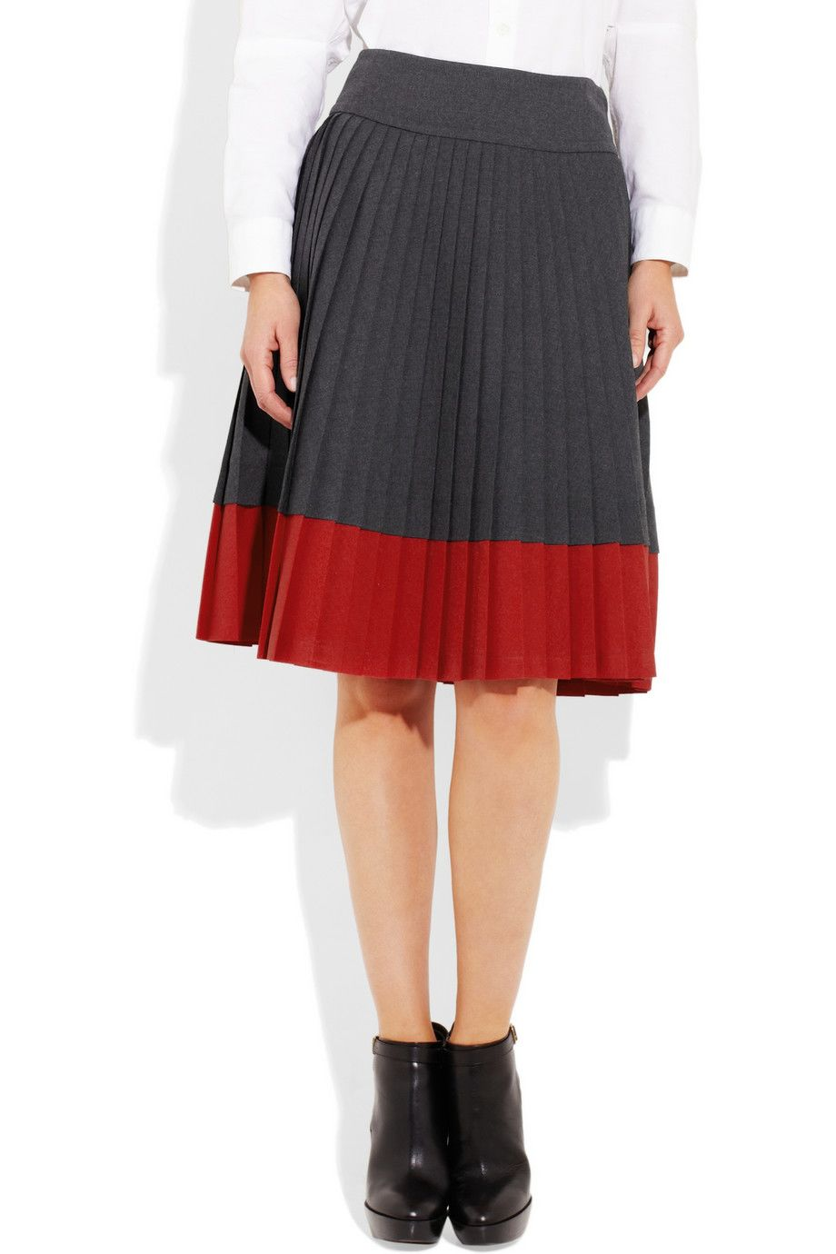 Marc Jacobs Tania tonic pleated skirt 2 Preview Images