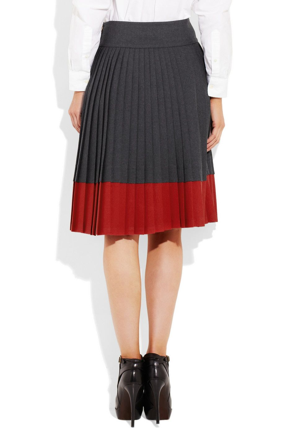 Marc Jacobs Tania tonic pleated skirt 3 Preview Images