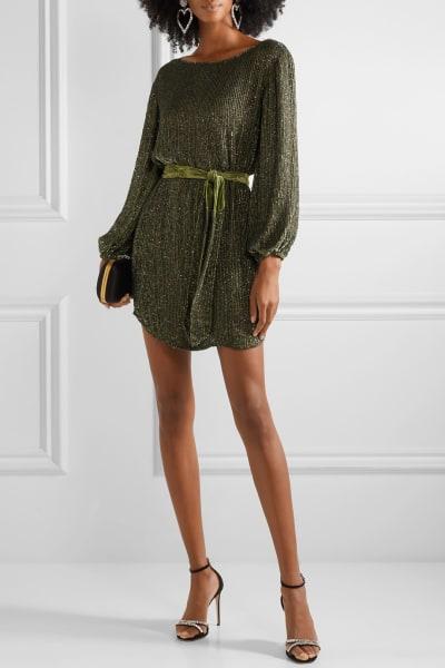 Retrofête Grace Mini Dress 2