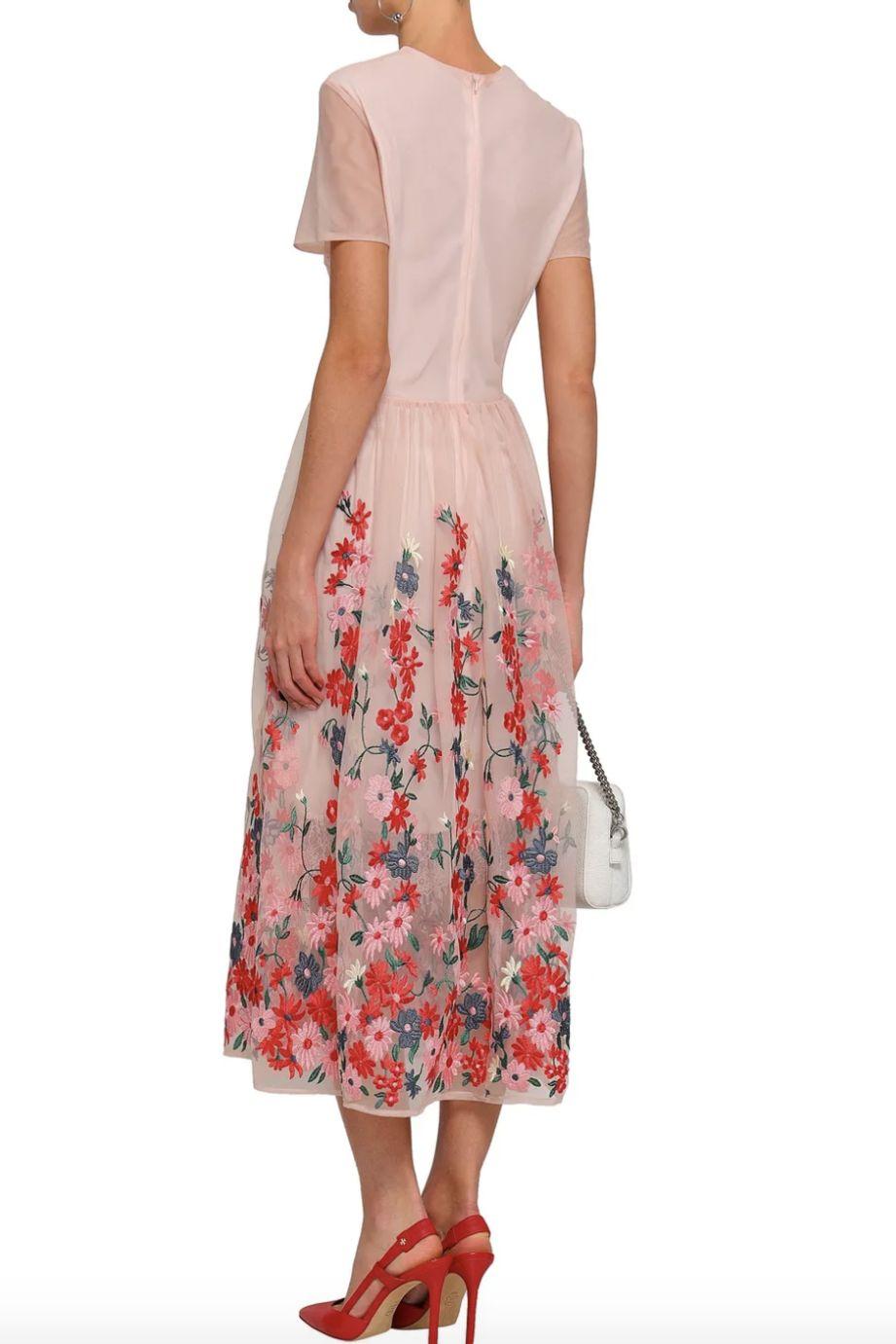 Maje Raphael Floral Dress 4 Preview Images