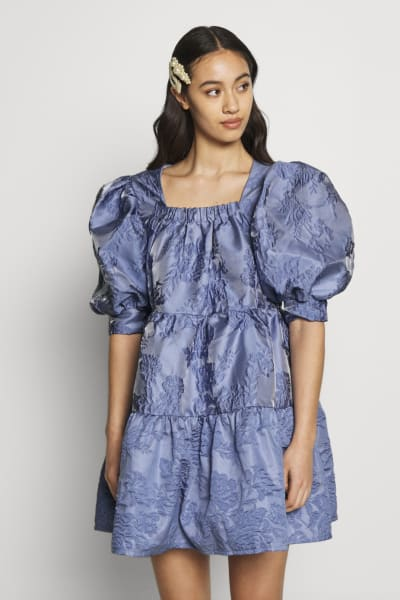 Sister Jane Jacquard Mini Dress 4
