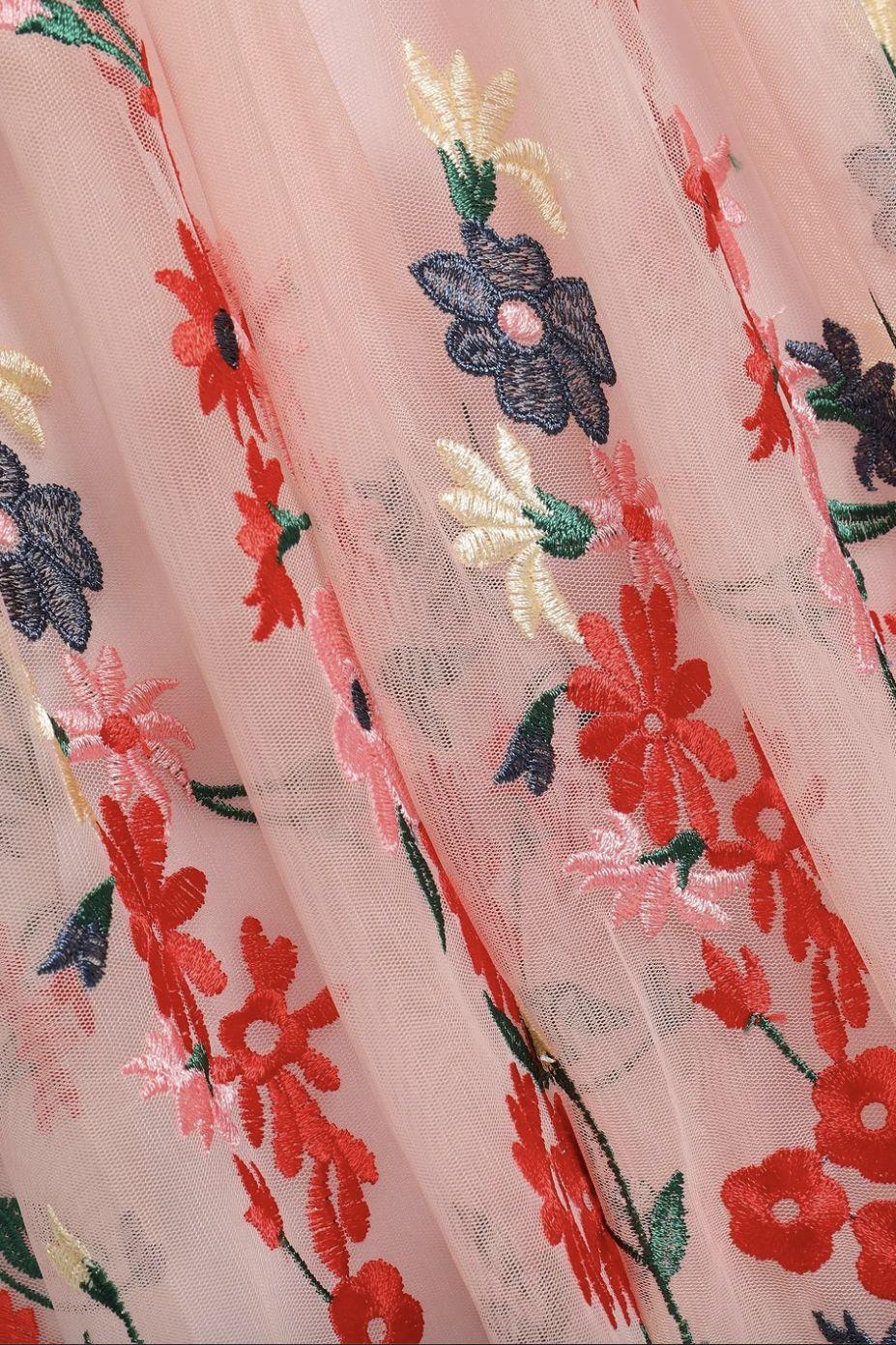 Maje Raphael Floral Dress 3 Preview Images