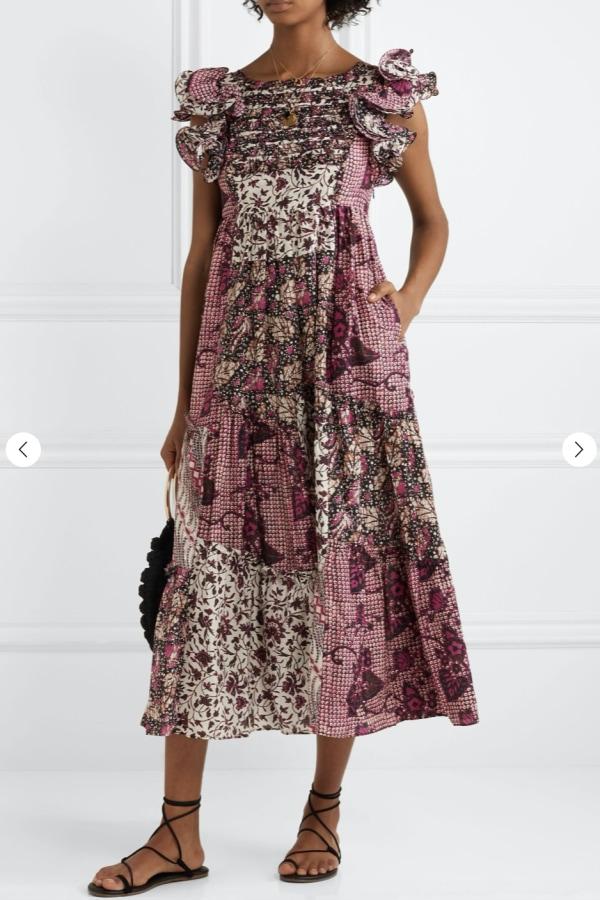 Image 2 of Ulla Johnson zoya dress
