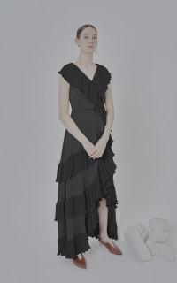 Georgia Hardinge Ayla Wrap Maxi Dress 2 Preview Images