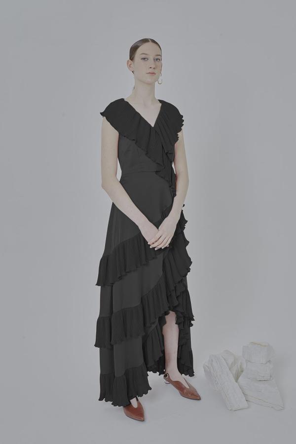 Georgia Hardinge Ayla Wrap Maxi Dress 2