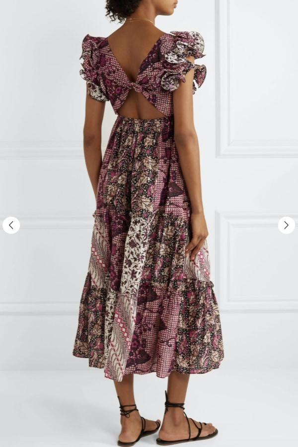 Image 3 of Ulla Johnson zoya dress