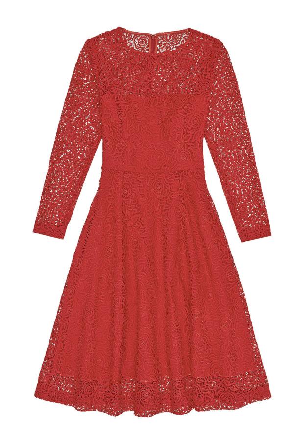 Reiss  Rhomona Lace Dress