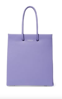 Medea Prima Short leather tote Preview Images