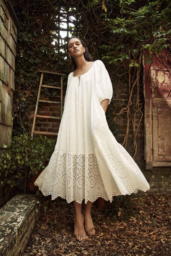 Image 1 of Ilta willow dress