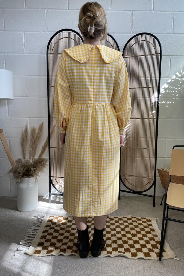 Image 3 of Megan Crosby heli exclusive dress