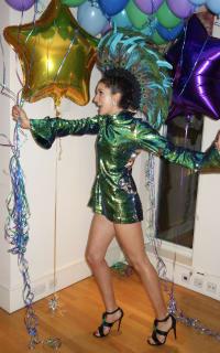 Halpern Sequin Embellished Top 5 Preview Images