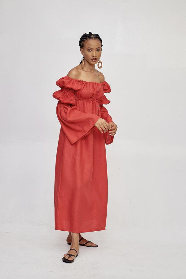 Míe Phi Phi Dress