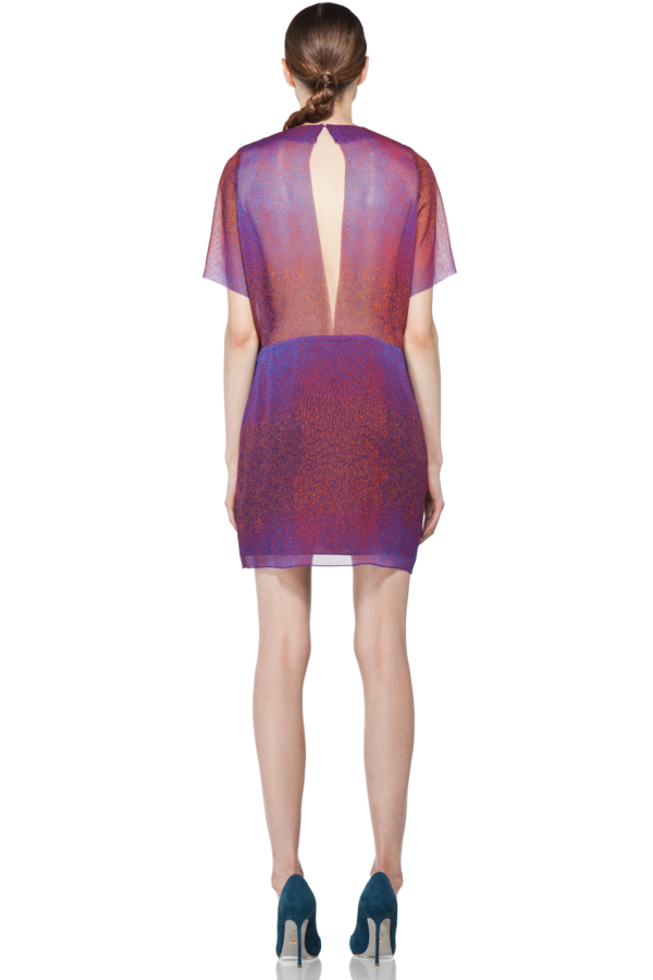 Acne Studios Mallory Noise dress  3