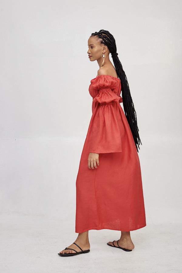 Míe Phi Phi Dress 2