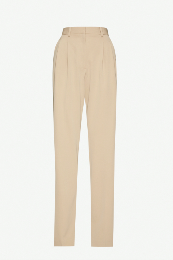 Stella McCartney Tapered high-rise Trousers