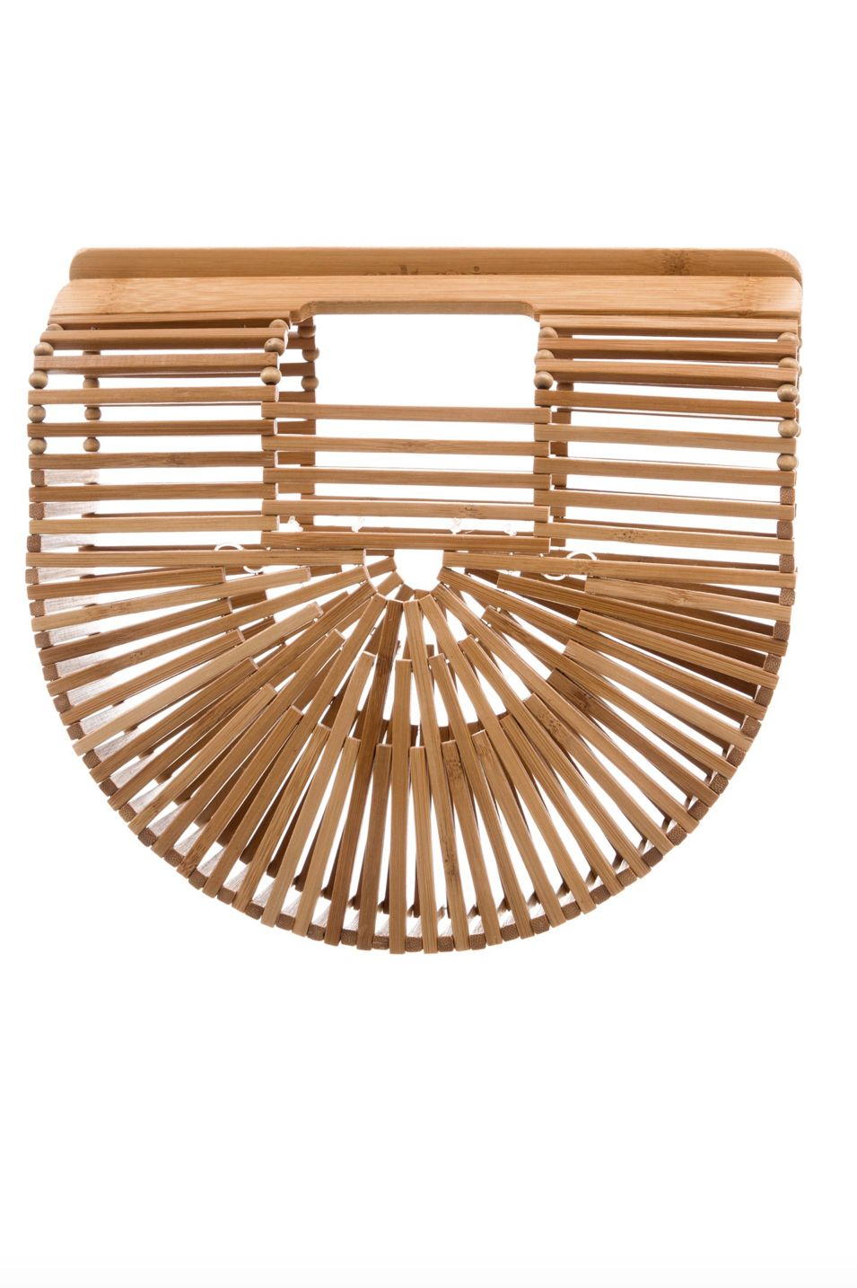 Cult Gaia Small Bamboo Ark Bag 5 Preview Images