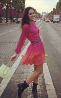 Matthew Williamson Ombre mini dress 2 Preview Images