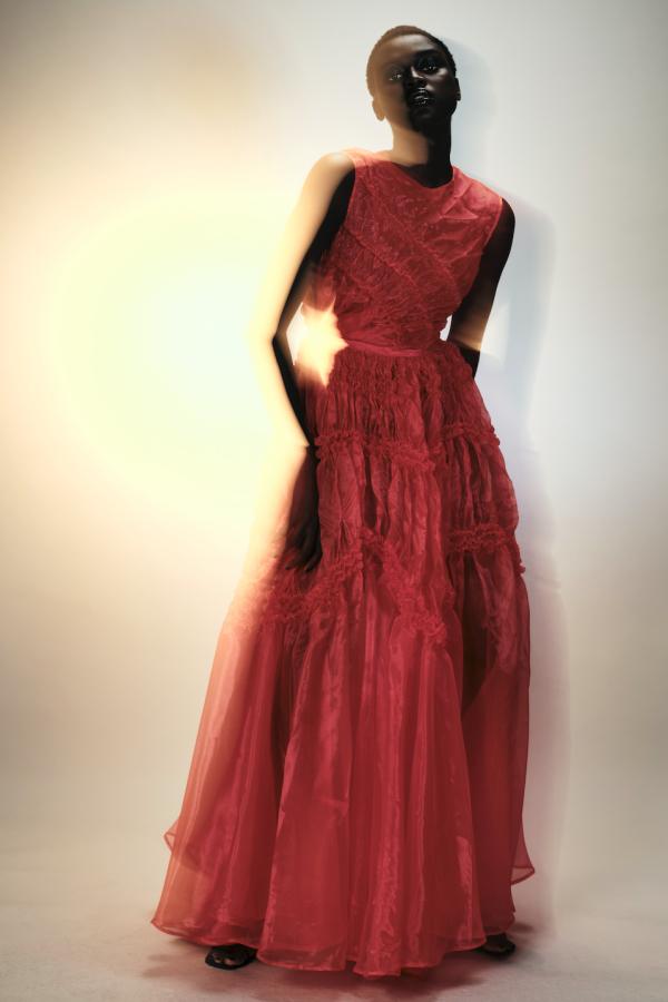 Georgia Hardinge Coralia Dress 2