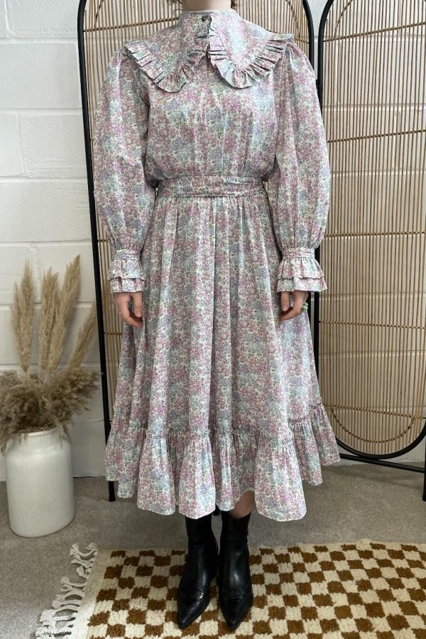 Sigrid Maria Sigrid dress - pink blossom 0 Preview Images
