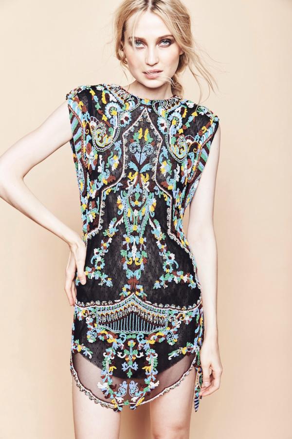 Tete by Odette Short Tulle Dress