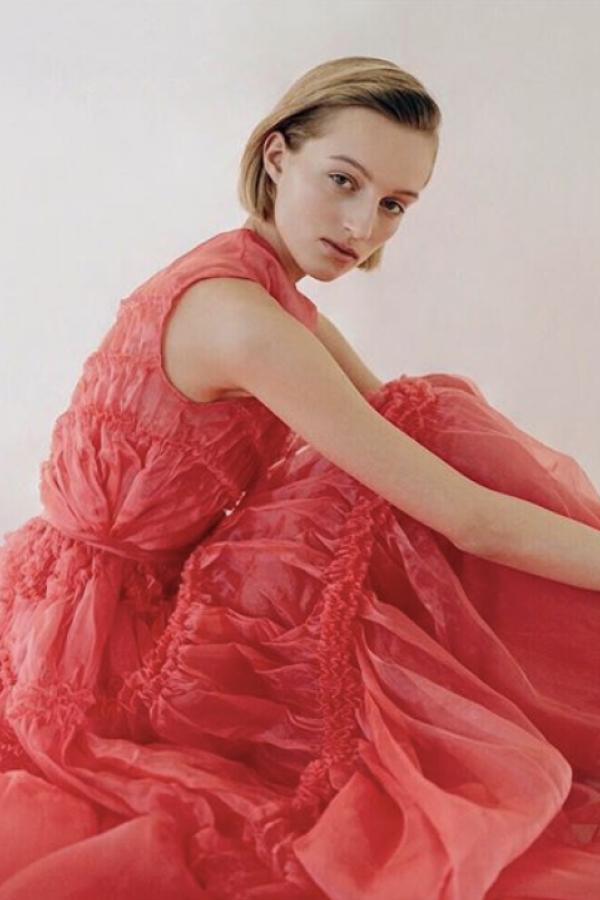 Georgia Hardinge Coralia Dress 3