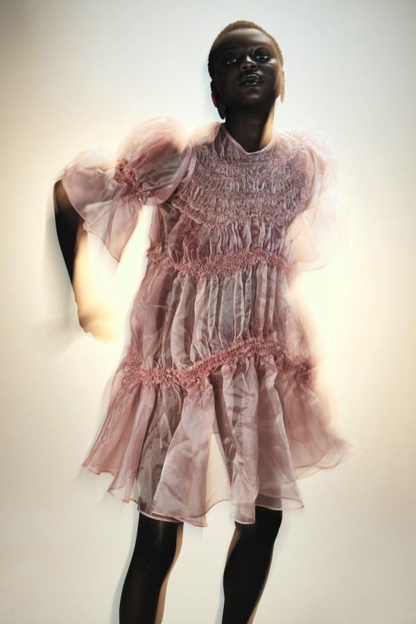 Image 2 of Georgia Hardinge starlet dress