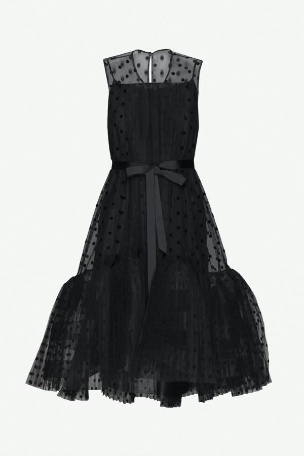 Huishan Zhang Ava tulle dress