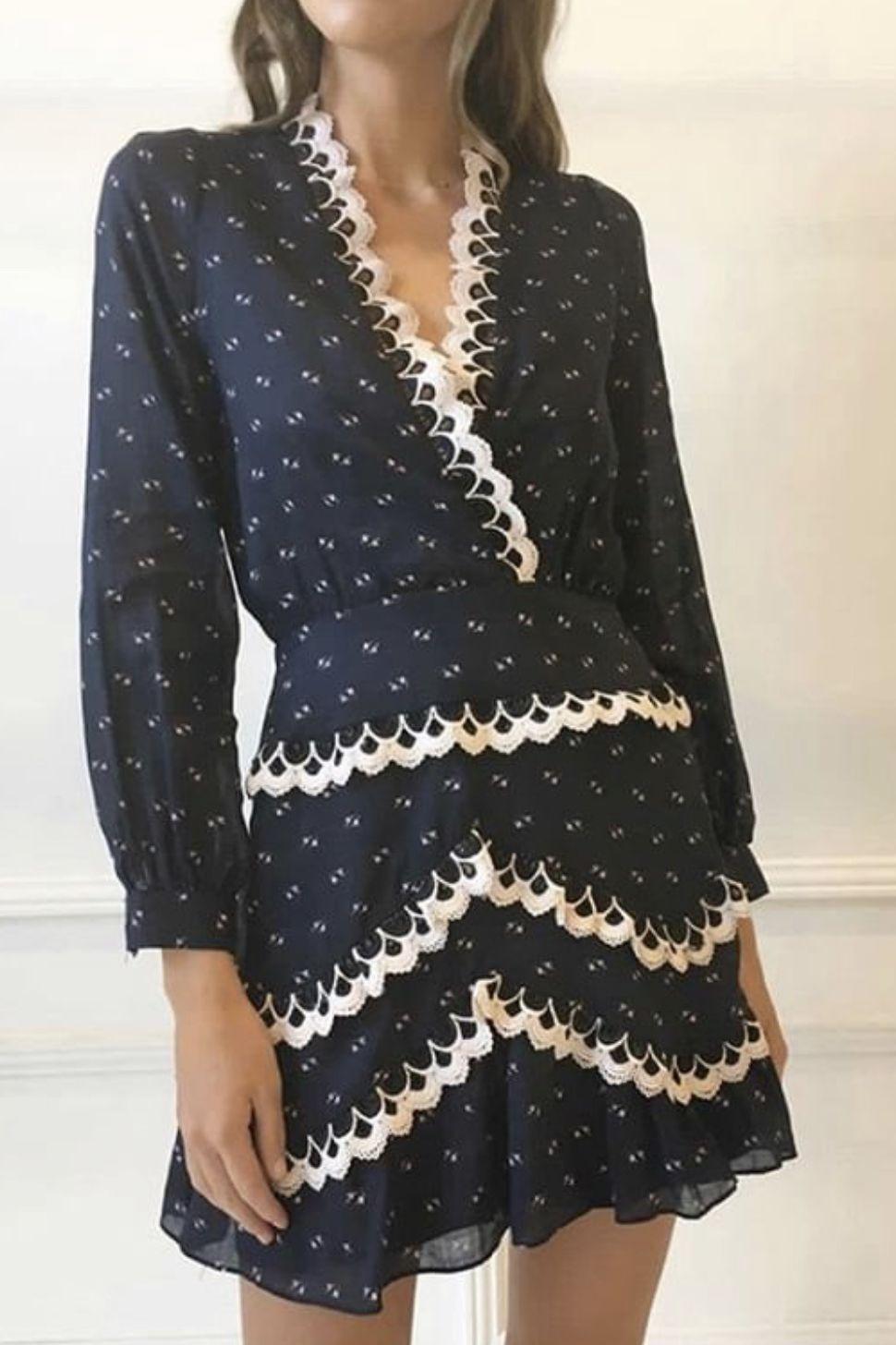 Stevie May Coronado Mini Dress 8 Preview Images
