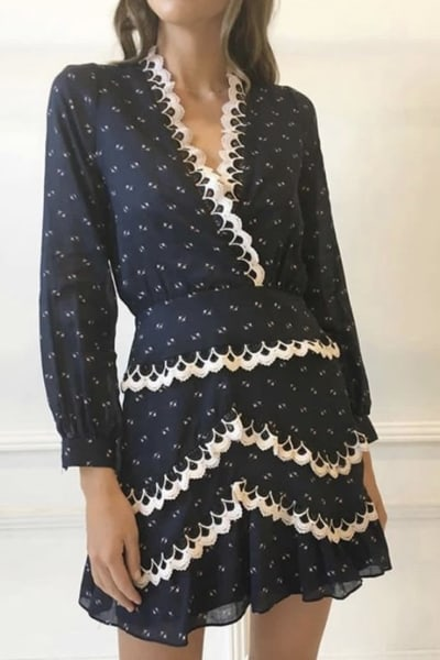 Stevie May Coronado Mini Dress 8