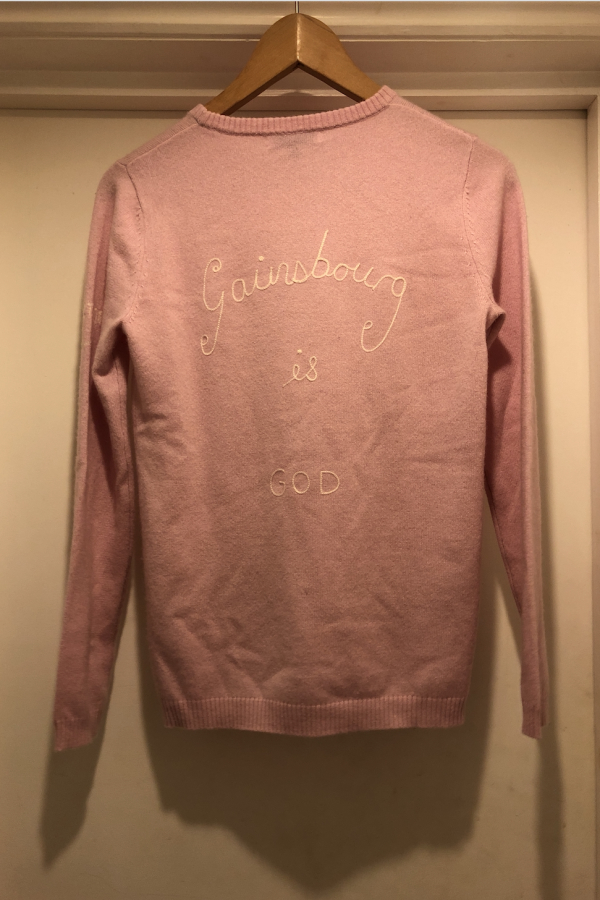 Bella Freud Je T'aime Jane Jumper 3