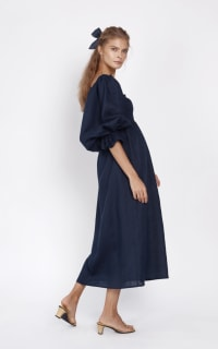 Sleeper ATLANTA linen dress 2 Preview Images