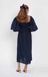 Sleeper ATLANTA linen dress 3 Preview Images