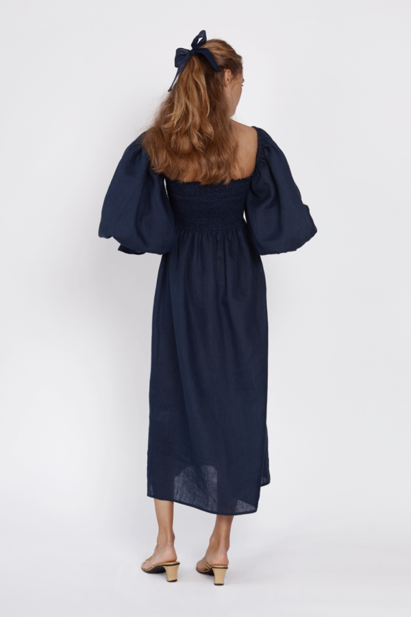 Sleeper ATLANTA linen dress 3