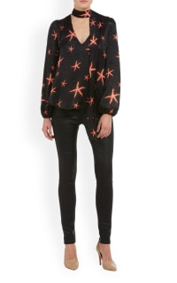 RIXO London Moss – Starfish Black Coral 2 Preview Images