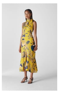 Whistles Peria Exotic Floral Dress 3 Preview Images