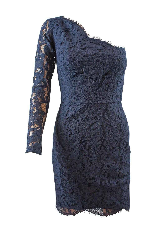 Reiss Leticia Asymmetric Lace Dress 2 Preview Images