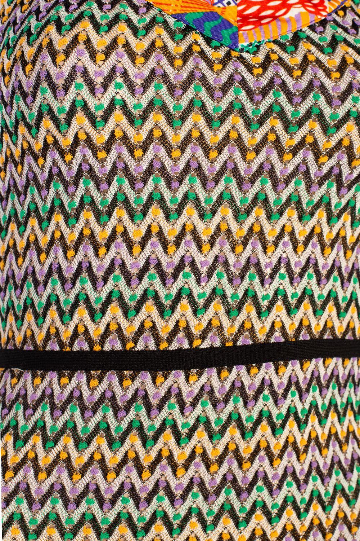 Missoni Pattern Mini Dress 2 Preview Images