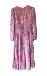 Vintage Floral dress 8 Preview Images