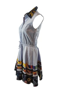 Tommy Hilfiger Blue Shirt Dress 2 Preview Images