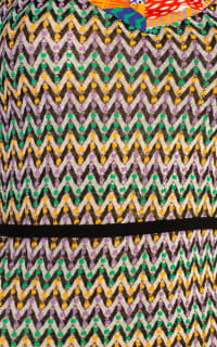 Missoni Pattern Mini Dress 2 Preview Images