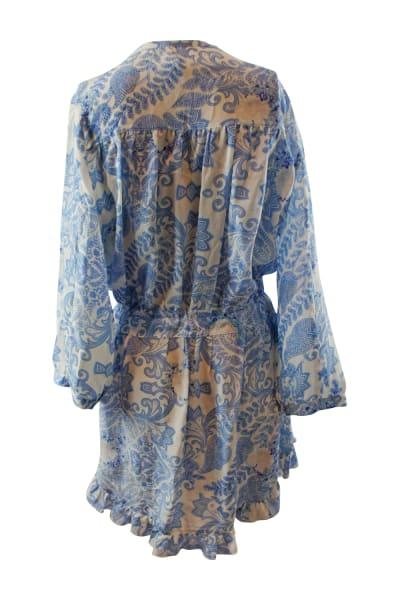 Athena Procopiou Up From The Skies silk dress 2