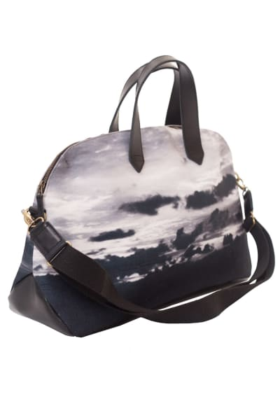 Kirsteen Stewart Nimbus weekend bag 3