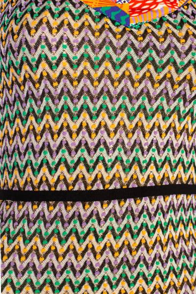 Missoni Pattern Mini Dress 2