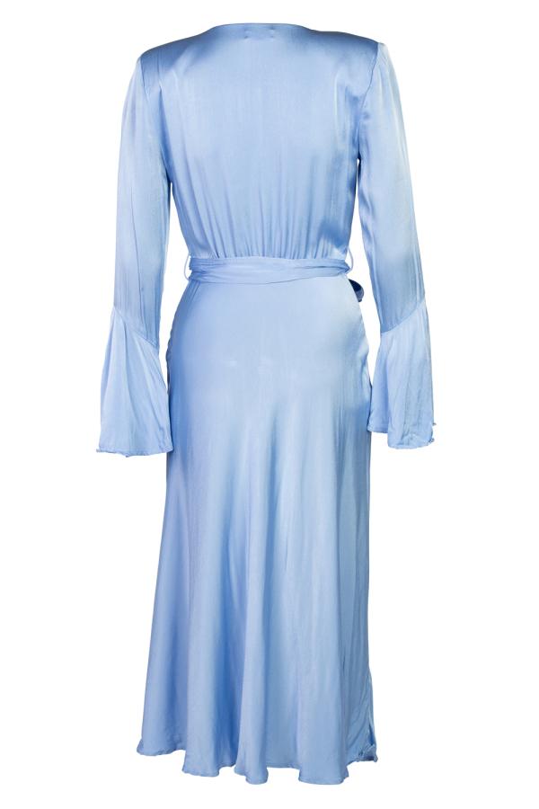 Ghost Annabelle Satin Dress 3