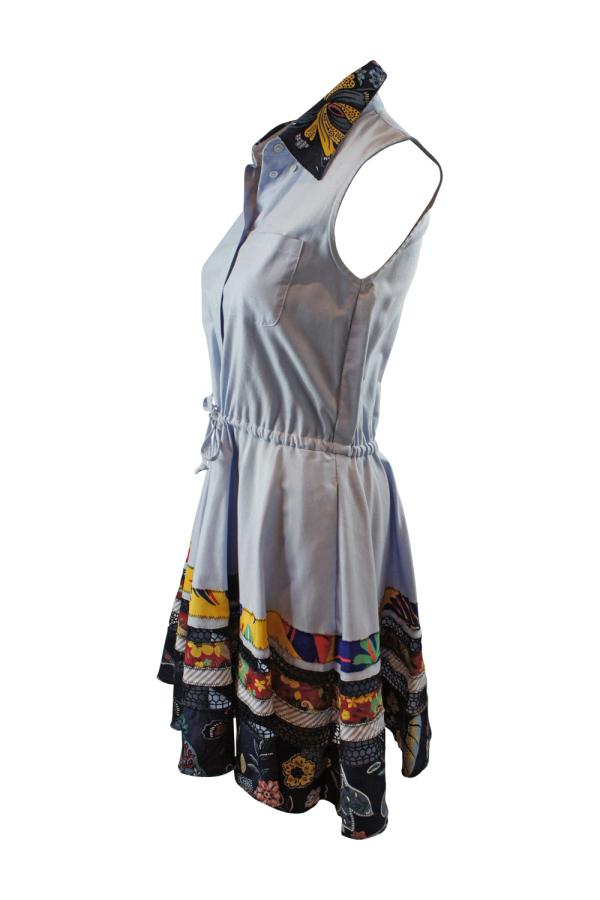 Tommy Hilfiger Blue Shirt Dress 2